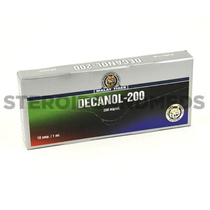 anabolen Decanol 200 Malay Tiger voorkant