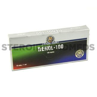 anabolen trenol 100 malay tiger voorkant