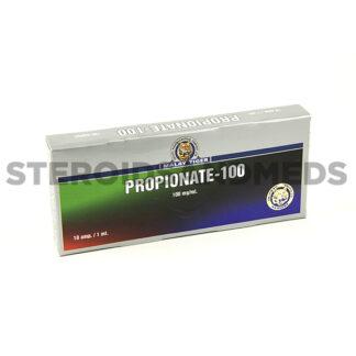 anabolen propionate 100 malay tiger voorkant