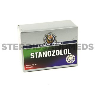 anabolen stanozolol malay tiger voorkant