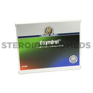 anabolen oxyndrol malay tiger voorkant