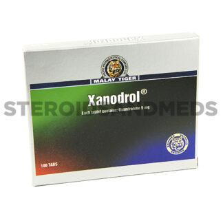 anabolen xanodrol malay tiger voorkant