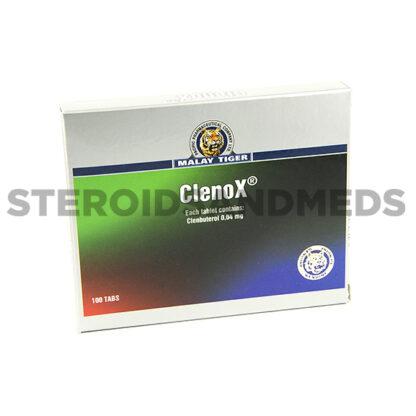 anabolen clenox malay tiger kopen voorkant