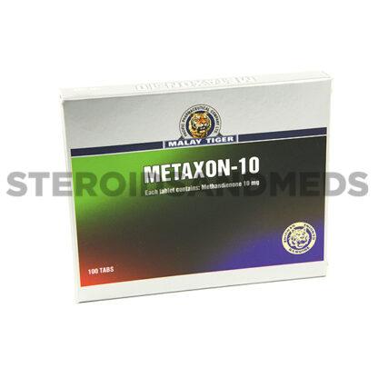 anabolen metaxon 10 malay tiger voorkant